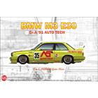 Platz Models . PLZ 1/24 BMW M3 E30 Gr.A 91 AUTO TECH,