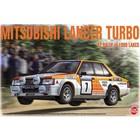 Platz Models . PLZ 1/24 Mitsubishi Lancer Turbo 82 Rally of 1000 Lakes