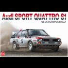 Platz Models . PLZ 1/24 Audi Sport Quattro S1 '86 US Olympus Rally
