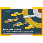 Special Hobby . SHY 1/72 Harvard Mk.II/IIA/IIB 'The British Commonwealth Air Training Plan
