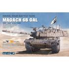 Meng . MEG 1/35 Israeli Main Battle Tank Magach 6B Gal