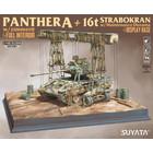 Suyata . SUY 1/48 Panther A w/ interior + 16 ton Straboran