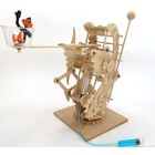 Pathfinders . PFD Hydraulic Gearbot Wooden STEM Activity Kit