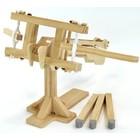 Pathfinders . PFD Ancient Roman Ballista Wooden Kit
