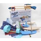 Pathfinders . PFD Sky Surfer Airplane Launcher STEM Activity Kit