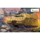 Vespid Models . VSP 1/72 German Sd.Kfz VIII MAUS V2 Heavy Tank