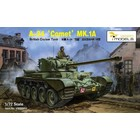 """Vespid Models . VSP 1/72 British Cruiser Tank A34 """"Comet"""" Mk.IA"""
