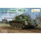 """Vespid Models . VSP 1/72 Cruiser Tank A34 """"Comet"""" Mk.IB"""