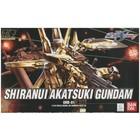 "Bandai . BAN HG 1/144 #38 Shiranui Akatsuki Gundam ""Gundam SEED Destiny"""