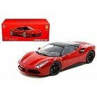 BBurago . BUR 1:18 Signature Ferrari 488 Red