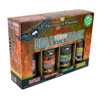 Croix Valley . CRV Croix Valley Gift Pack - BBQ & Wing Sauces (4)