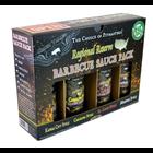 Croix Valley . CRV Croix Valley Gift Pack - Regional BBQ Sauces (4)