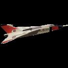 Osborn Products . OBP 1/66 CF-105 Avro Arrow Wooden Kit
