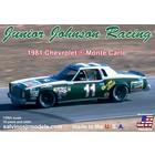 Salvinos Jr Models . SJM 1/24 1981 Chevrolet Monte Carlo #11 Darrell Waltrip
