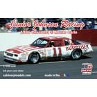 Salvinos Jr Models . SJM 1/24 Jj Racing 1986 Monte Carlo D. Waltrip