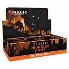 Wizards of the Coast . WOC Magic the Gathering: Innistrad: Midnight Hunt Set Booster