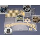 Border Model . BDM Stainless Steel Cutting Mat For Masks