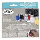 Testors Corp. . TES Acrylic Primary Colours 6 Pack