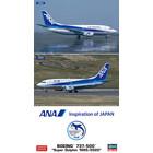 """Hasegawa . HSG 1/200 ANA B737-500""""Super Dolphin"""""""