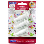 PME Crafts . PME Mini Butterfly Plunger Cutter, Set of 3