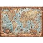 Heye Puzzles. HEY World Map 2000pc