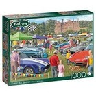 Falcon Deluxe Puzzles . FLD 1000 PCS, THE CAR SHOW