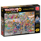 Jumbo Puzzles & Accs . JUM 1000 PCS, WASGIJ ORIGINAL #34, A PIECE OF PRIDE