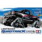 Tamiya America Inc. . TAM Landfeeder Quad Track TT-02FT