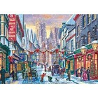Falcon Deluxe Puzzles . FLD 1000pcs Christmas In York