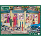 Falcon Deluxe Puzzles . FLD 1000pcs The Hairdressers
