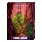 Heye Puzzles. HEY 1000pcs Power Of Nature Singing Canyon