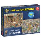 Jumbo Puzzles & Accs . JUM 1000pcs Rembrants Studio Gallery Of Curiosities