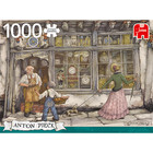 Jumbo Puzzles & Accs . JUM 1000pcs The Clock Shop