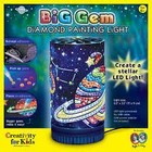 Creativity for kids . CFK Big Gem Diamond Painting Light