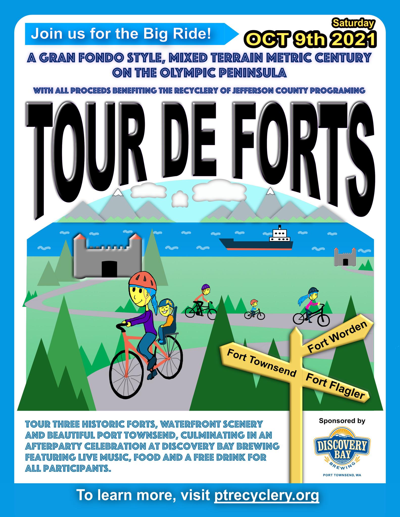 2021 Tour de Forts