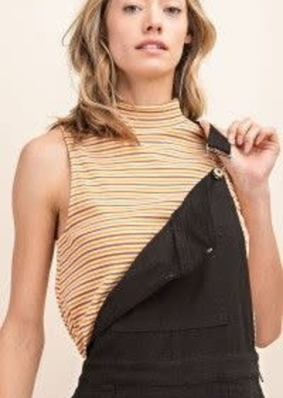 Mittoshop Multi Stripe Knit Top