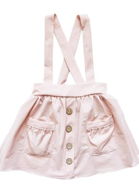 Bailey's Blossoms Daphne Suspender Skirt-Pink