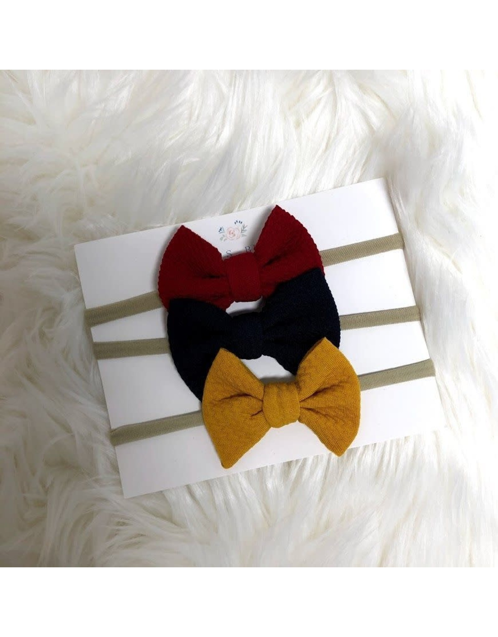 Bailey's Blossoms Bow Sets