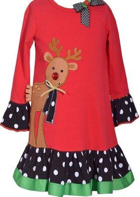 Bonnie Jean Santa Float Dress