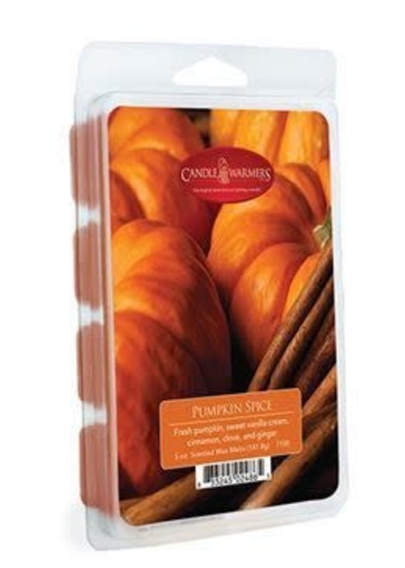 Candle Warmers 5 Oz Wax Melts-Pumpkin Spice