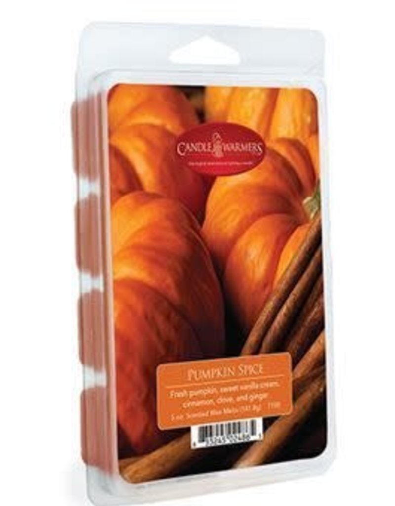 Candle Warmers 5 Oz Wax Melts-Pumpkin Spice