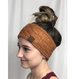 Cheveux Corp Rust Cable Headwrap
