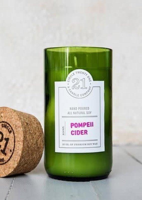 Circle Twenty One Pompeii Cider Candle