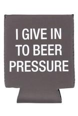About Face Designs Beer Pressure Koozie