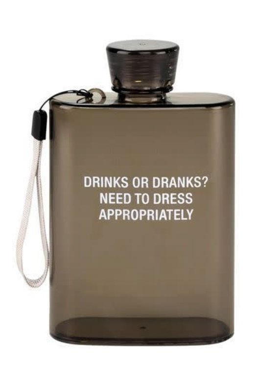 About Face Designs Dranks? Acrylic Flask