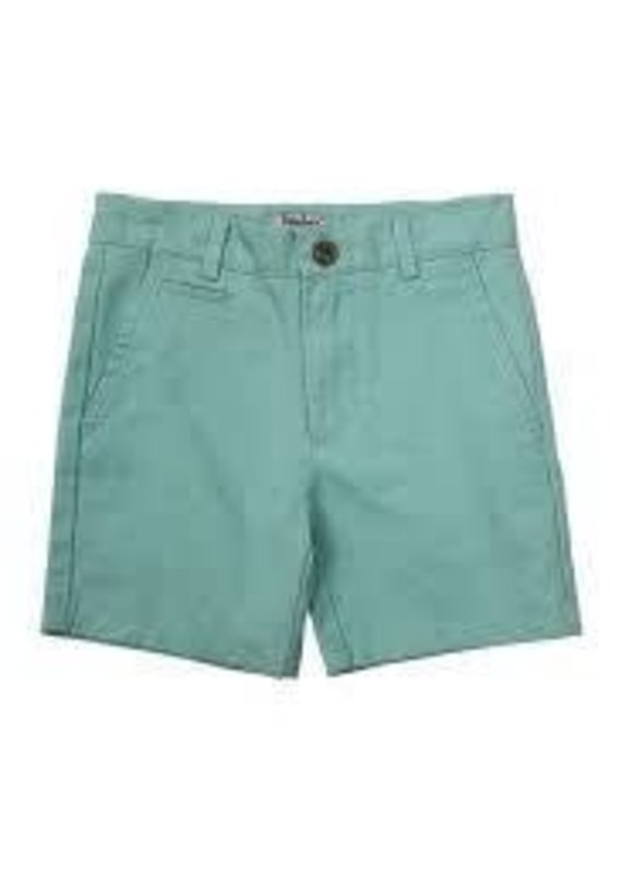 Frenchie Mini Couture Mint Chino Short