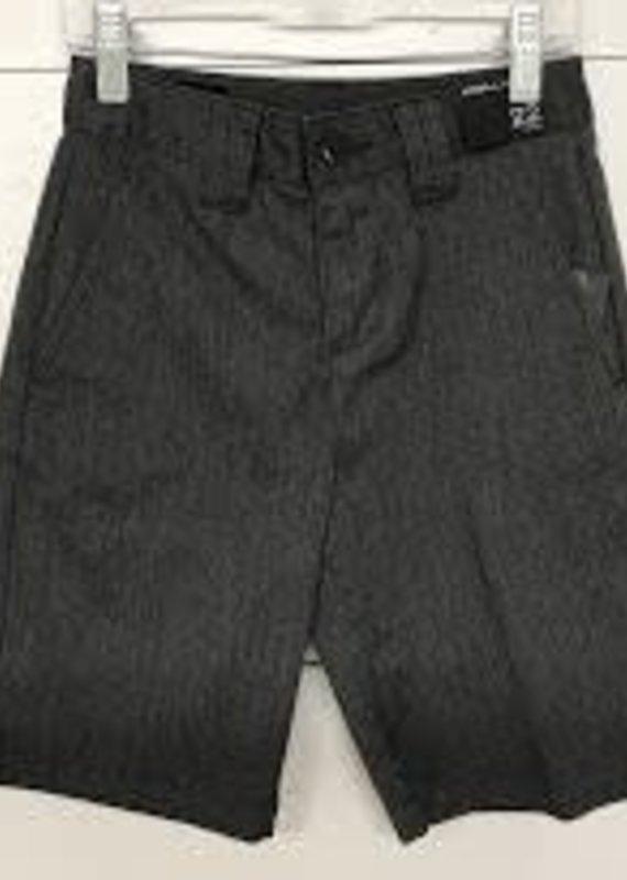 O'Neill Sportswear Contact Stretch Short- Dark Charcoal