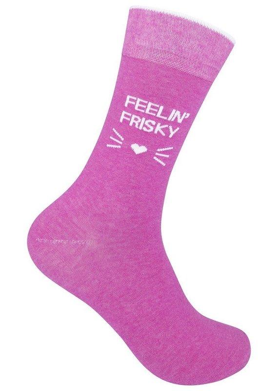 Funatic Feelin' Frisky Socks