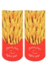 Living Royal Ankle Socks-French Fries