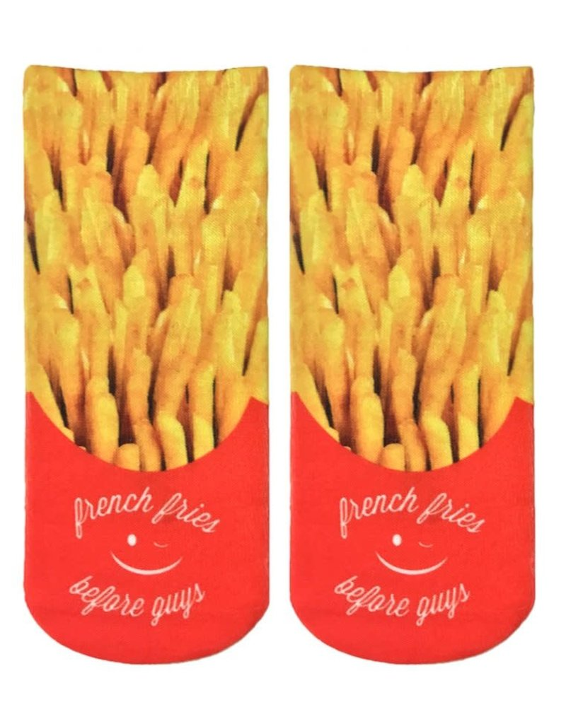 Living Royal Ankle Socks-French Fries